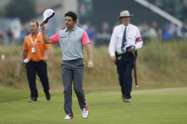2014 Grades for Golf's Top Stars After 3 Majors