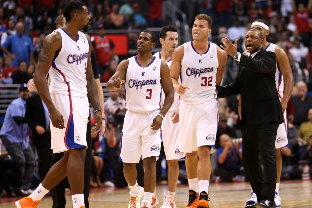 Early Predictions for LA Clippers' Starting Lineup Next Season