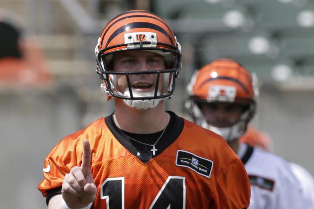 Cincinnati Bengals' Training Camp To-Do List