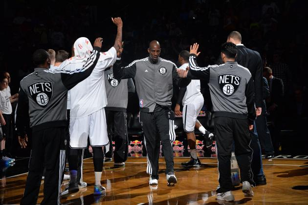Early Predictions for Brooklyn Nets' Starting Lineup Next Season