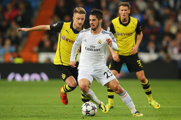 6 Clubs Who Could End Isco's Real Madrid Nightmare