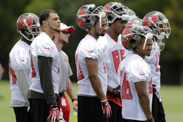 Tampa Bay Buccaneers: Grading Strength of Every Position at Start of Camp