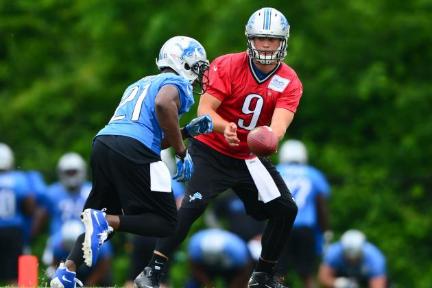 Detroit Lions Training Camp: 5 Early Storylines to Watch
