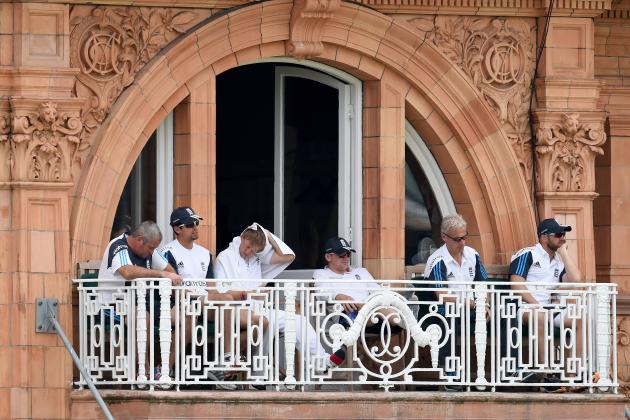 England vs. India: Player Ratings for Alastair Cook's XI After 2nd Test