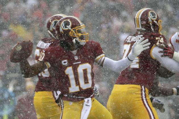 The 5 Most Super Plays of Robert Griffin III's Career