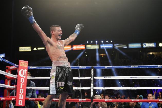 Ranking Boxing's Best Knockouts of 2014 So Far