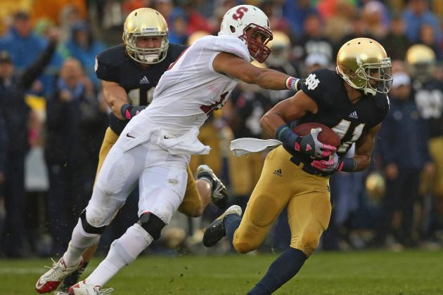 Notre Dame Football: 5 Biggest Position Battles Heading into Fall Camp