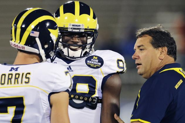 Michigan Football: Previewing 6 Biggest Position Battles Heading into Fall Camp