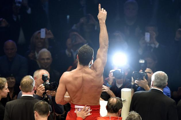 Stock Watch for Boxing's Top Heavyweight Fighters
