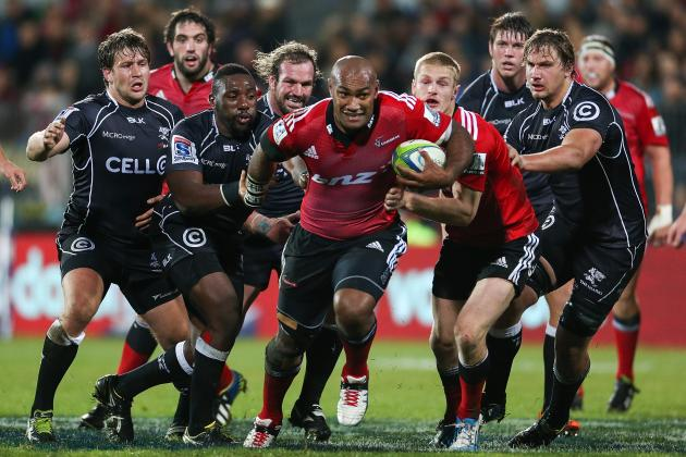 Crusaders vs. Sharks: 5 Key Battles for Super Rugby Semi-Final