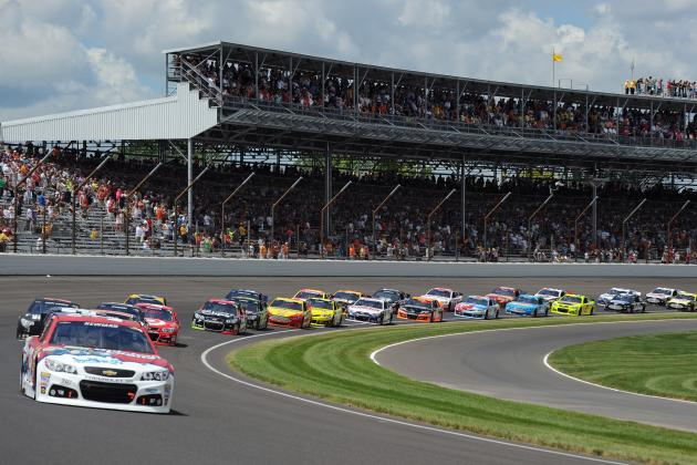 The Biggest NASCAR Storylines Ahead of the Sprint Cup Series in Indianapolis