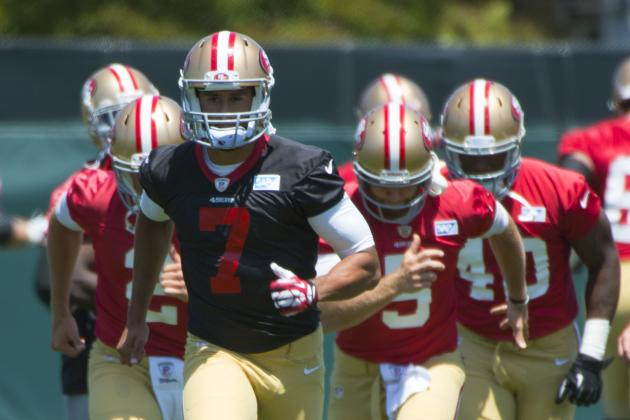 San Francisco 49ers Training Camp: 5 Early Storylines to Watch