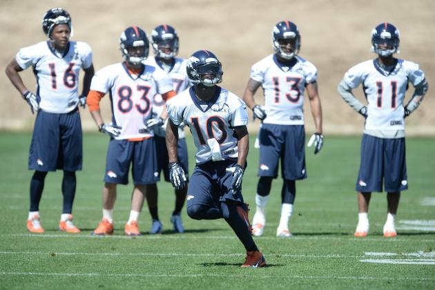 Denver Broncos Training Camp: 5 Early Storylines to Watch
