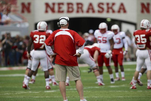Nebraska Football: Previewing 5 Biggest Position Battles Heading into Fall Camp