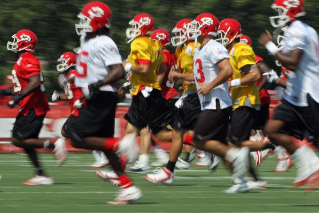 Kansas City Chiefs Top Five Training Camp Roster Battles