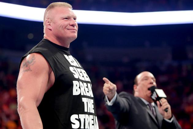 WWE SummerSlam 2014: Most Intriguing Storylines to Track on Road to PPV
