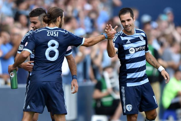 MLS Player Power Rankings: Keane, Feilhaber Make Big Jumps After Week 19