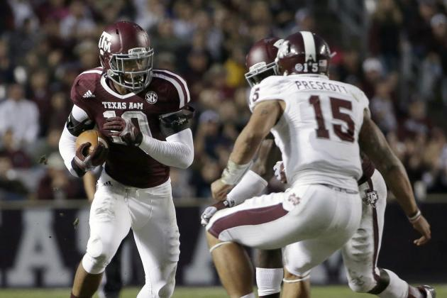 Texas A&M Football: 5 Aspects of the Defense That Must Improve in 2014