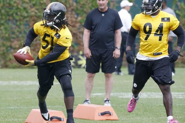 Pittsburgh Steelers Training Camp: 5 Early Storylines to Watch