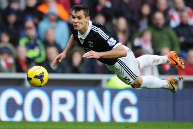 5 Reasons Why Signing Dejan Lovren Would Be Good for Liverpool