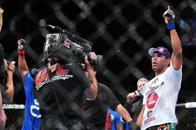Anthony Johnson vs. Antonio Rogerio Nogueira: A Full Head-to-Toe Breakdown