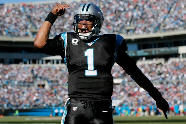 The 5 Most Super Plays of Cam Newton's Career