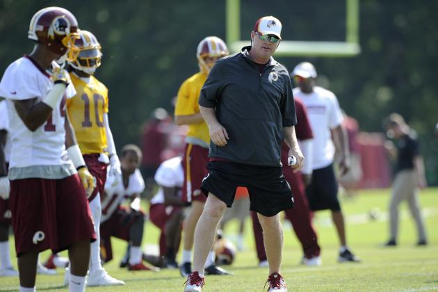Washington Redskins: Grading the Strength of Every Unit at the Start of Camp