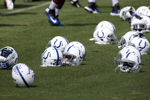 Indianapolis Colts: Grading Strength of Every Position Unit at Start of Camp