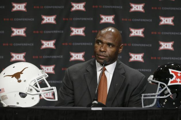 Winners and Losers of 2014 Big 12 Media Days