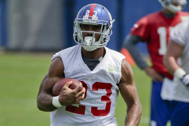 Fantasy Football 2014: 5 Running Backs to Avoid Early in Fantasy Drafts