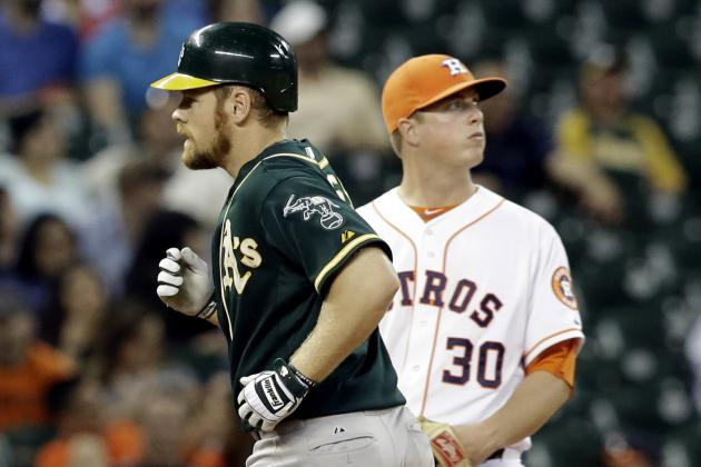 Oakland A's: 5 Things to Look for in Upcoming Series vs. Houston Astros