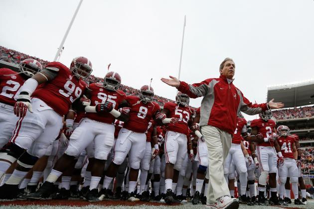 Alabama Football: Predicting the Depth Chart Heading into Fall Camp