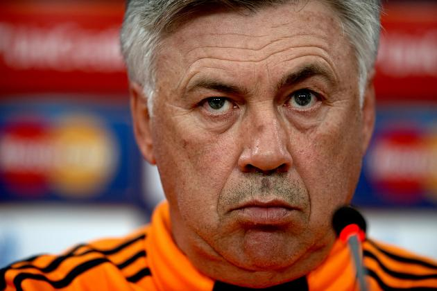 Real Madrid: 5 Biggest Selection Headaches for Carlo Ancelotti