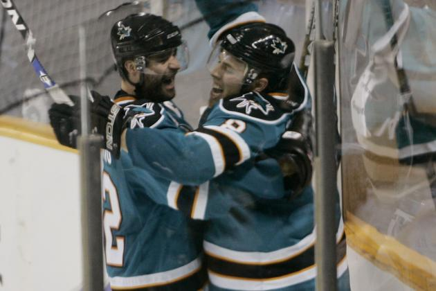 Ranking the 5 Most Important Overtime Goals in San Jose Sharks History