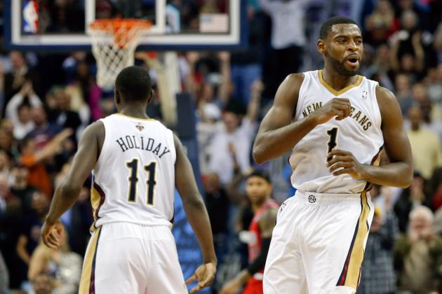 Early Predictions for New Orleans Pelicans' Starting Lineup Next Season