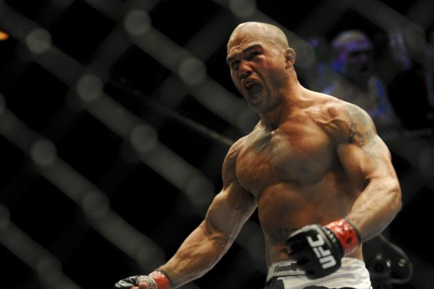 Robbie Lawler's Top 5 Career Knockouts