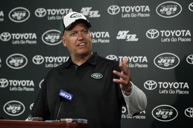 New York Jets: Grading the Strength of Every Position Unit at the Start of Camp