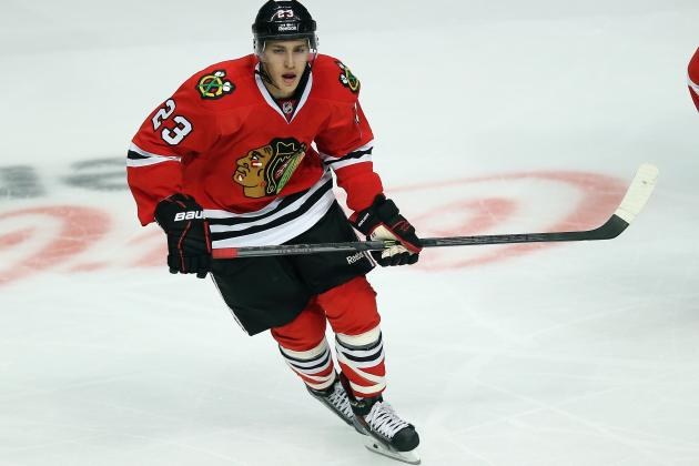 Ranking the Chicago Blackhawks' Top 10 Prospects