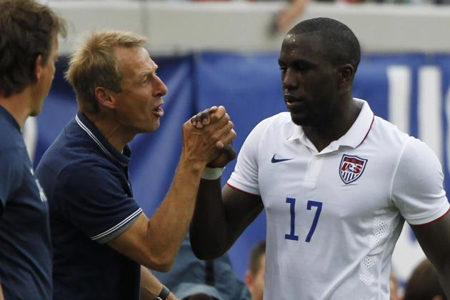5 Clubs Where Jozy Altidore Could Restore Confidence