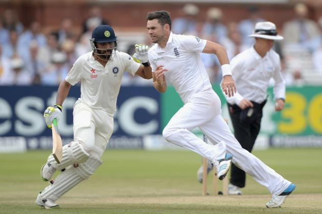 James Anderson, Ravi Jadeja and 7 England vs. India Controversies