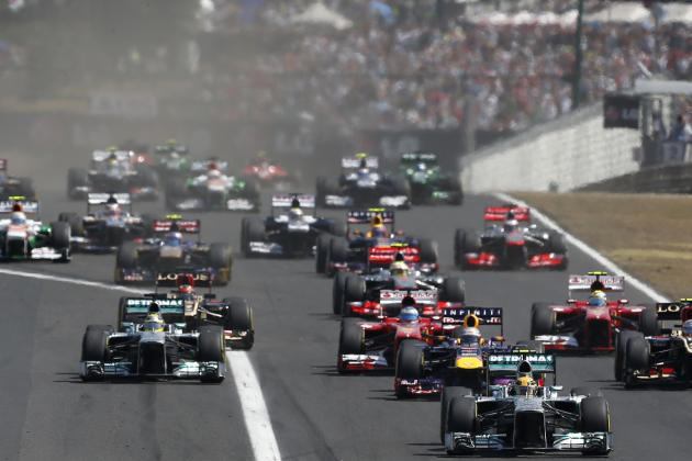 Hungarian Grand Prix 2014 Preview: Start Time, TV Info, Weather, Schedule, Odds
