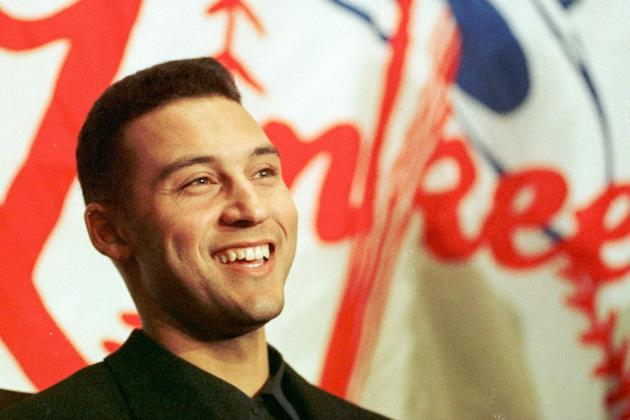 When Derek Jeter Was a Rookie