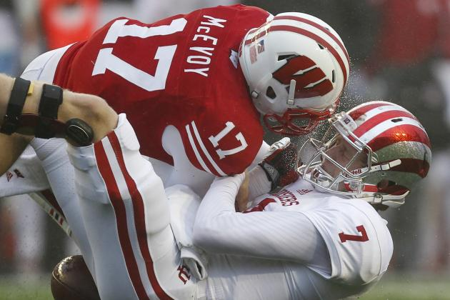 Wisconsin Football: Previewing 4 Biggest Position Battles Heading into Fall Camp