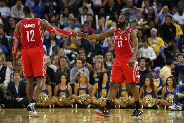 Early Predictions for Houston Rockets' Starting Lineup