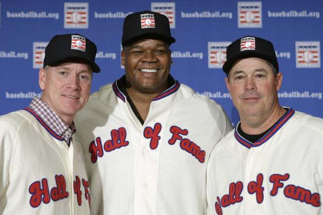 Where Does the 2014 Hall of Fame Class Rank Among MLB's Best Ever?