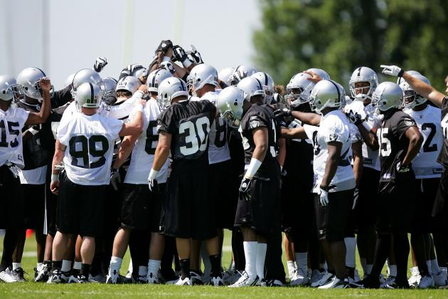 Oakland Raiders: Grading the Strength of Every Position Unit at Start of Camp
