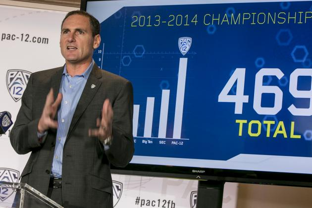 Pac-12 Media Days 2014: Top Quotes, Reaction to Day 1