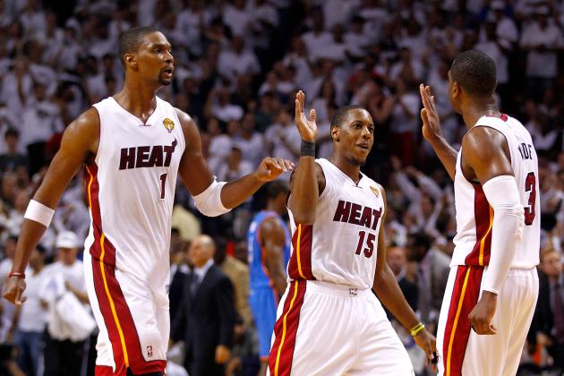 Early Predictions for Miami Heat's Starting Lineup