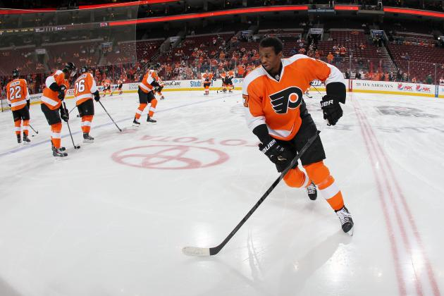 Predicting Philadelphia Flyers' Best Player at Each Position in 5 Years