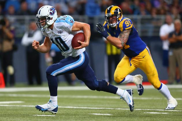 Ranking the 5 Biggest Upgrades the Tennessee Titans Made This Offseason